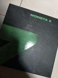 [WTS] Unsealed Monsta X The Connect: Dejavu(ver.iv)