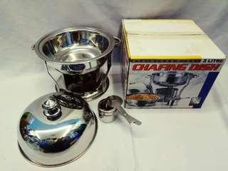 Made in India Round Chafing dish 3 liters