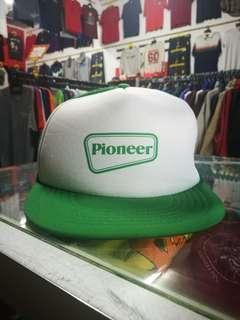 PIONEER TRUCKER CAP