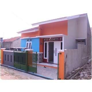 Rumah Baru di Sawangan