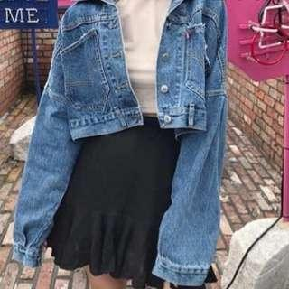 Cropped Denim Jacket [UPDATED]