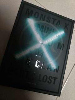 [WTS] Unsealed Monsta x The Clan Part. 1 Lost