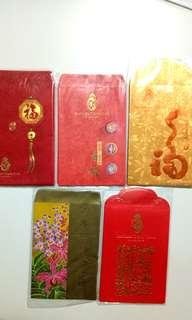 Raffles Town Club Red Packets
