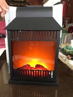 Big Fireplace Lamp