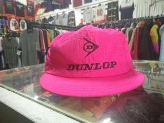 DUNLOP ZIPPER BACK CAP