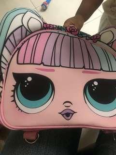 Tas LOL bisa backpack / slempang