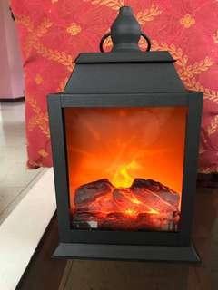 Fireplace Lamp (small)