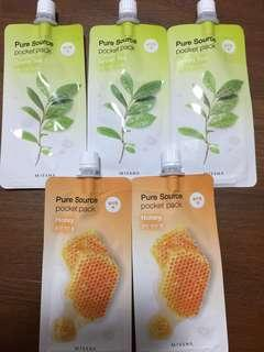 Missha Pure Source Pocket Packet
