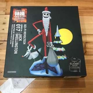 Kaiyodo Revoltech Jack Santa Claus Ver. 017