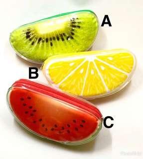 Tempat pensil Fruits