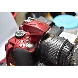 Nikon d3300+Kit lens [used] 9.5/10