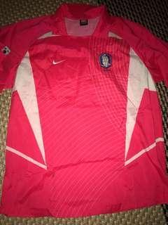 nike xxl pink jersey shirt made in korea