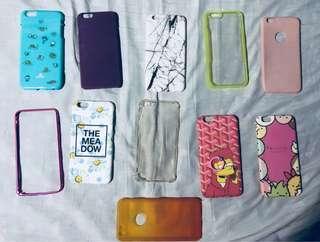 Iphone 6 + Plus Case Bundle