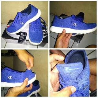 Sepatu Lari/Running Shoes Champions PowerFlex Knit Original
