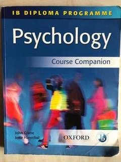 IB Psychology Course Companion