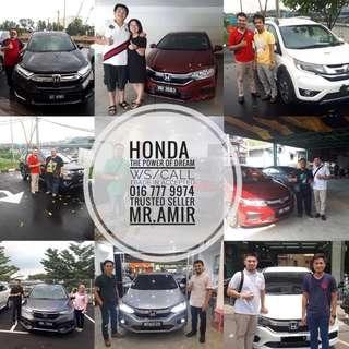Promosi Honda 2018 October