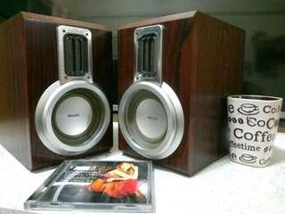 PHILIPS 2 Way Speaker