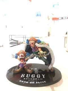 One Piece Figuarts Zero Buggy the Clown Figure