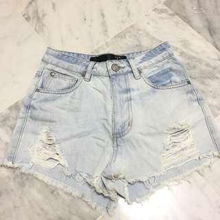 Factorie Ripped Shorts [SOLD]