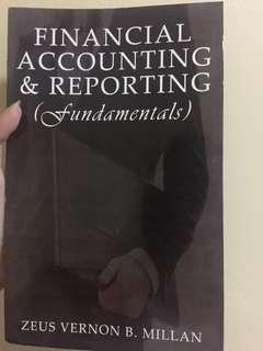 FINANCIAL ACCOUNTING AND REPORTING FUNDAMENTALS OF ACCOUNTING