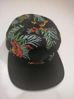 Original NEFF Astro Floral Snapback Cap