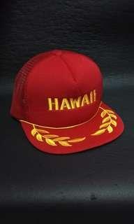 Hawaii Podium Snapback Baseball mesh Cap