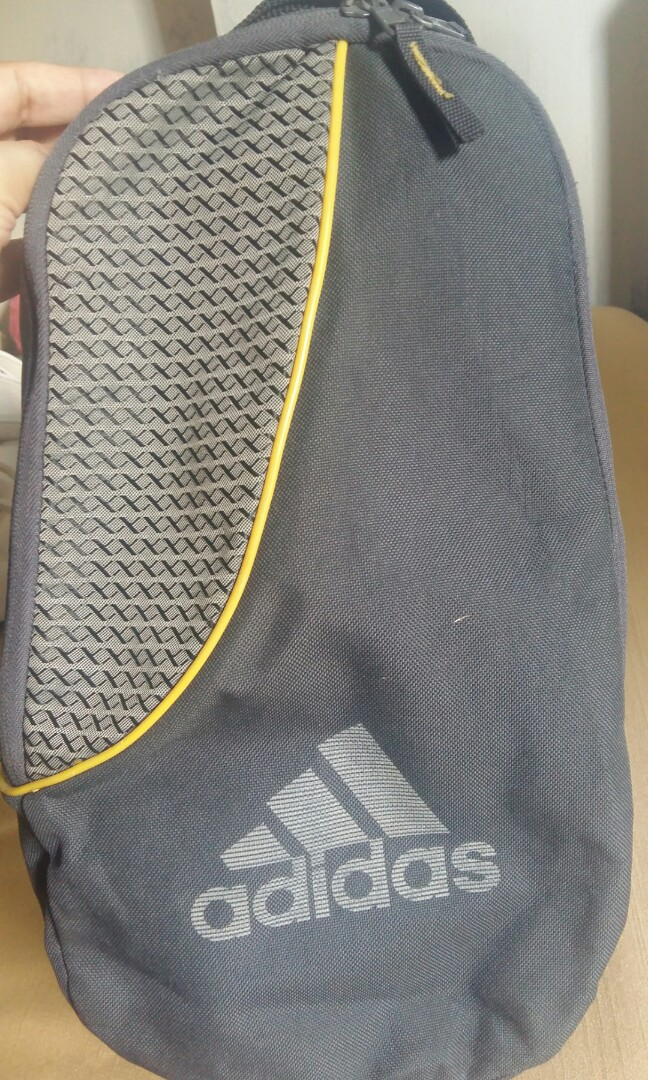 b3dd37876bdb Adidas shoe bag original