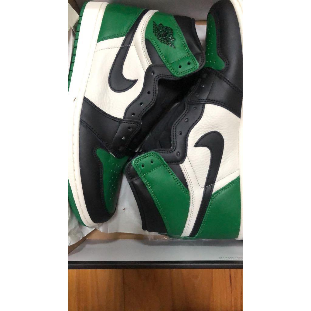 5e449887eb89 Air Jordan 1 Pine Green size 11 us