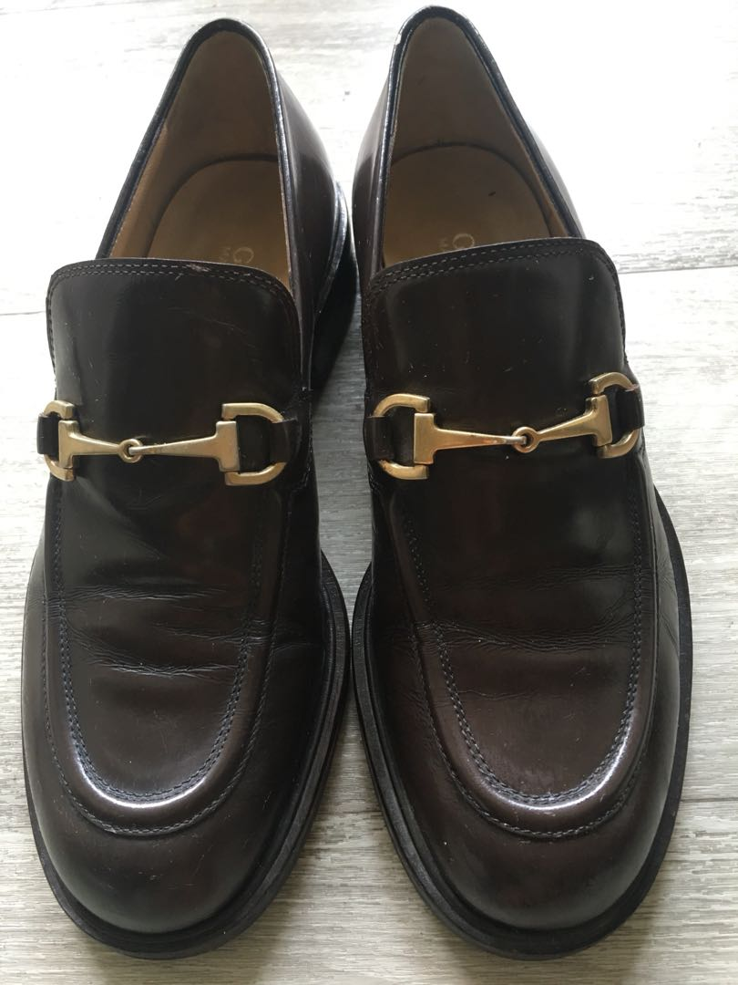 d8a1b92887c Authentic Gucci classic Women s Loafers