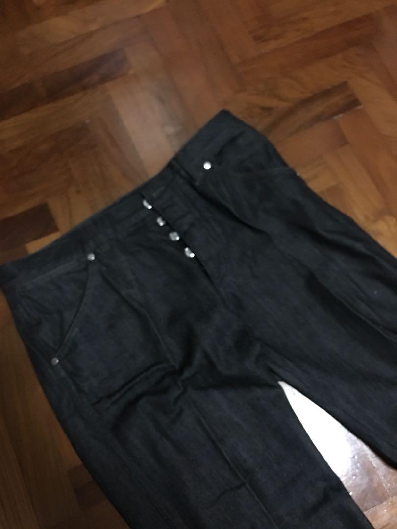 ec7f2aff3d8 Authentic Louis Vuitton Jeans