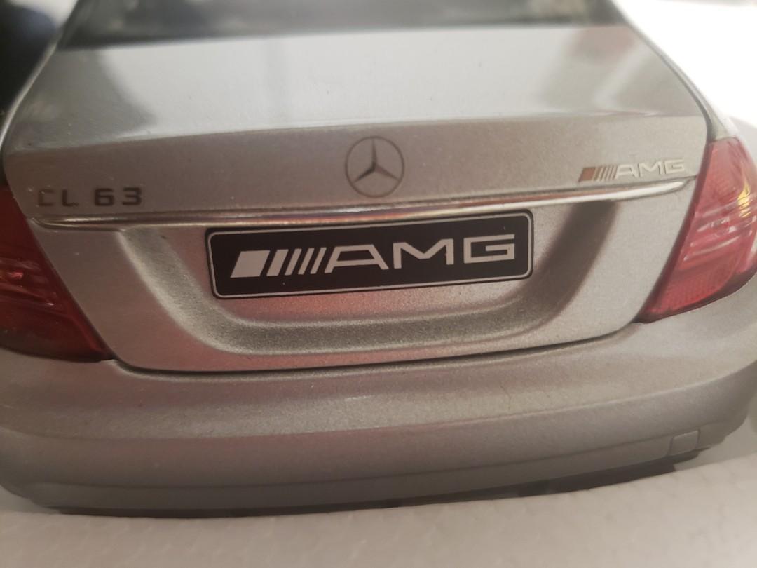 AUTOART CL 63 AMG 1:18
