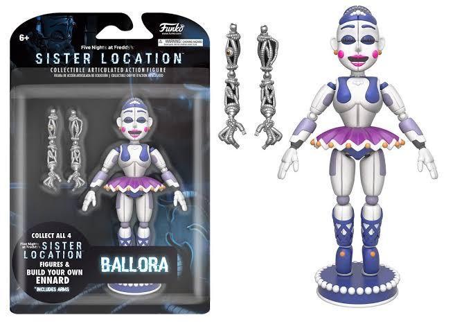 Ballora Funko Figure