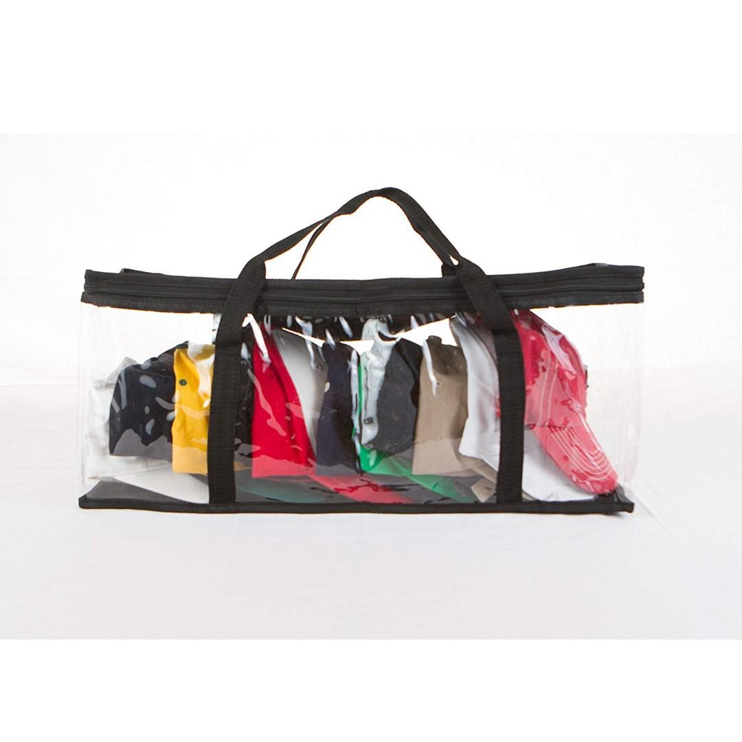 a08662d81a Basketball Cap Organizer Storage Bag New Era