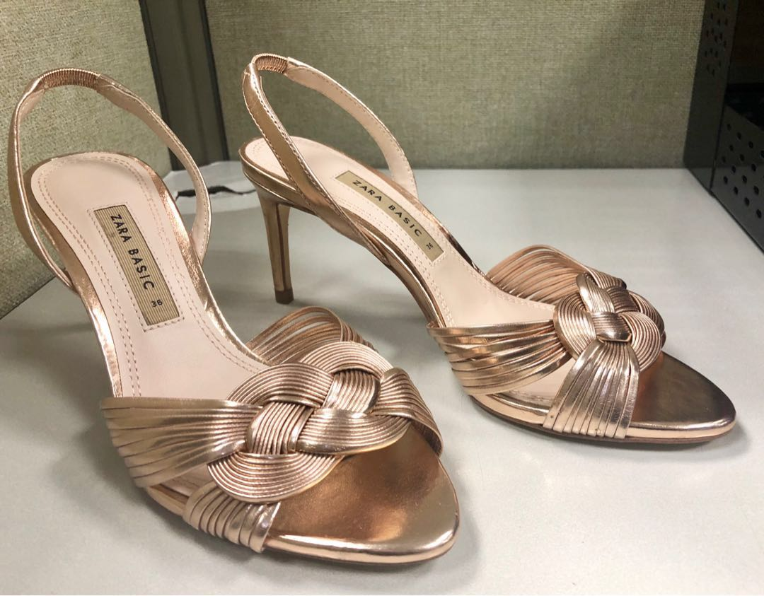 e0ed070fabd Brandnew Zara Sandals