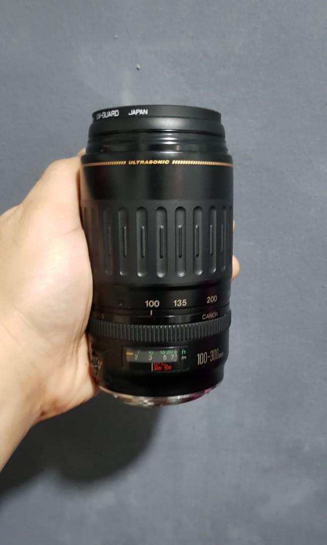 Canon EF lens 100-300mm