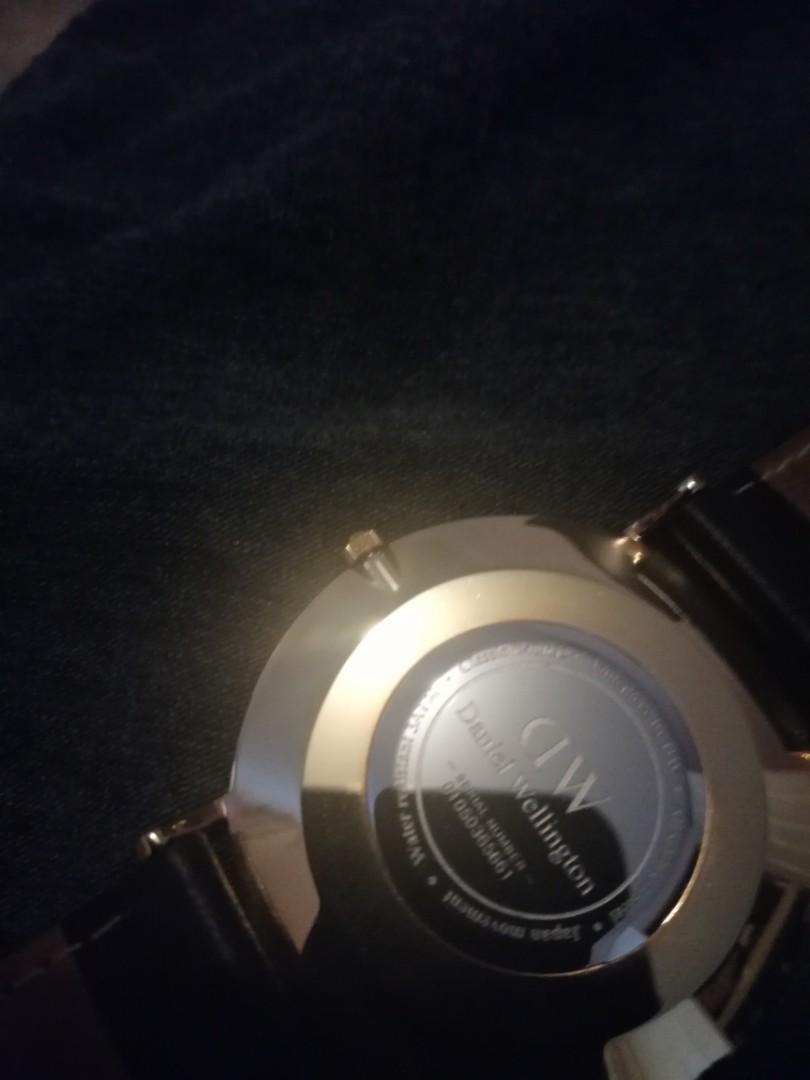 Daniel Wellington CLASSIC BLACK | 40MM SHEFFIELD  watch