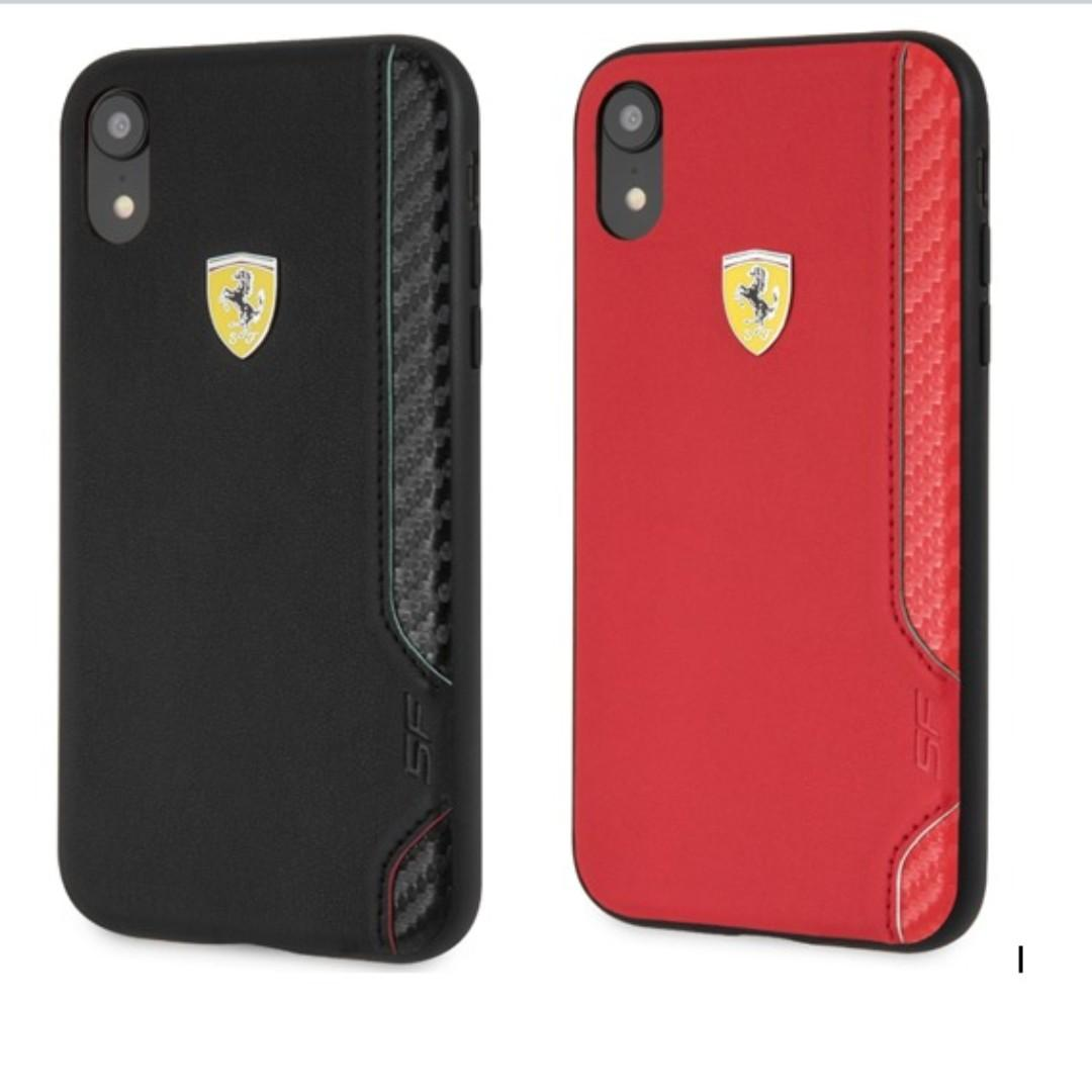 iphone xs max ferrari case