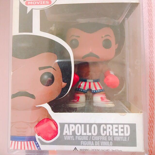 Funko Pop Rocky Balboa Set Toys Games Bricks Figurines On