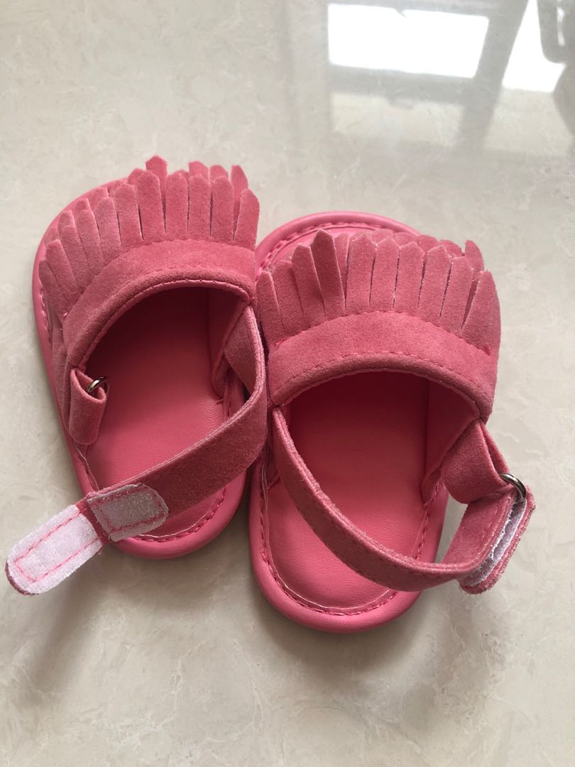 e56a78df98b Hot Pink Sandals (M Size)