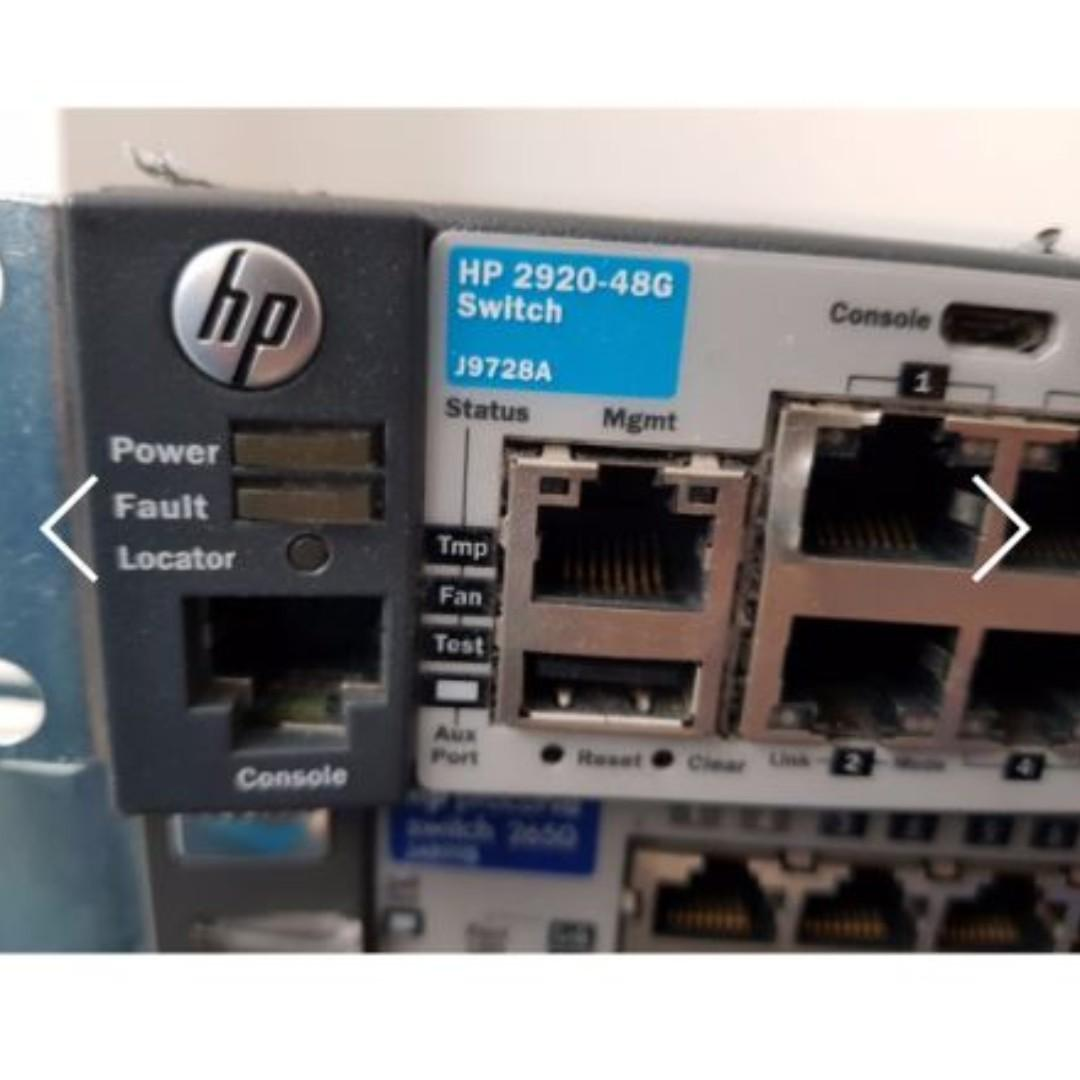 HP ProCurve Switches, Electronics, Computers, Others on
