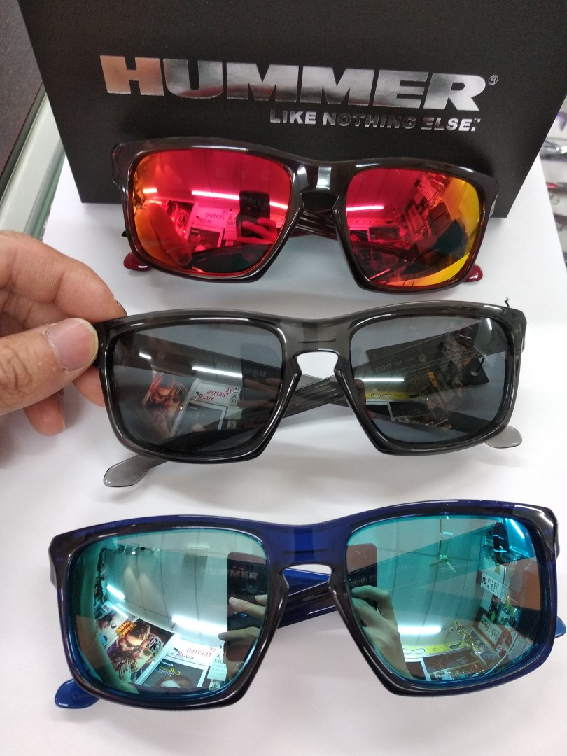 34bed3000a153 HUMMER polarized sunglasses  ready stock