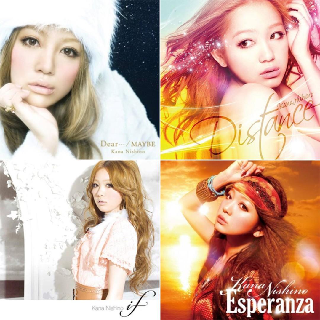 Jpop Singles