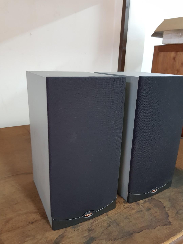 Klipsch Bookshelf Speakers