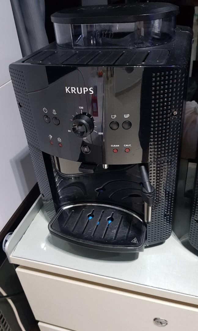 How to make espresso with krups machine