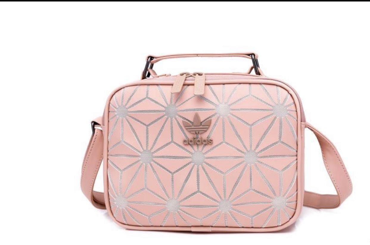 0c3f9f38762 Light Pink Adidas Mini Airliner (Brand new and instocks), Women s ...