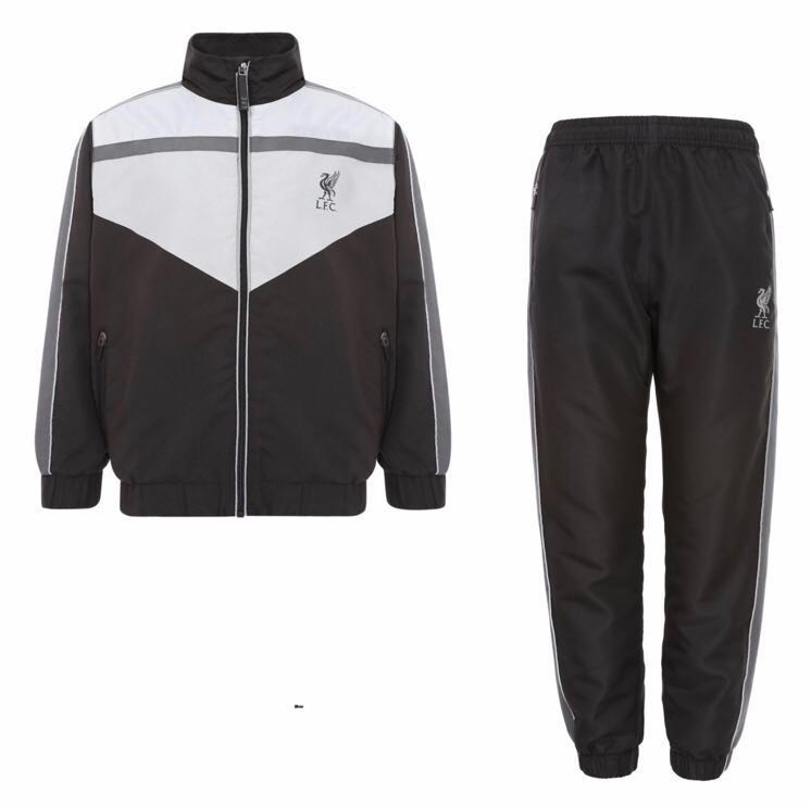 7b729455e2d39 Liverpool FC Tracksuit : Kids 7-8years old, Sports, Sports Apparel ...