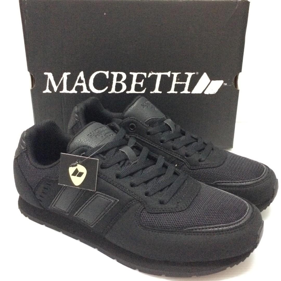 9a5098784f MACBETH FISCHER ALL BLACK .
