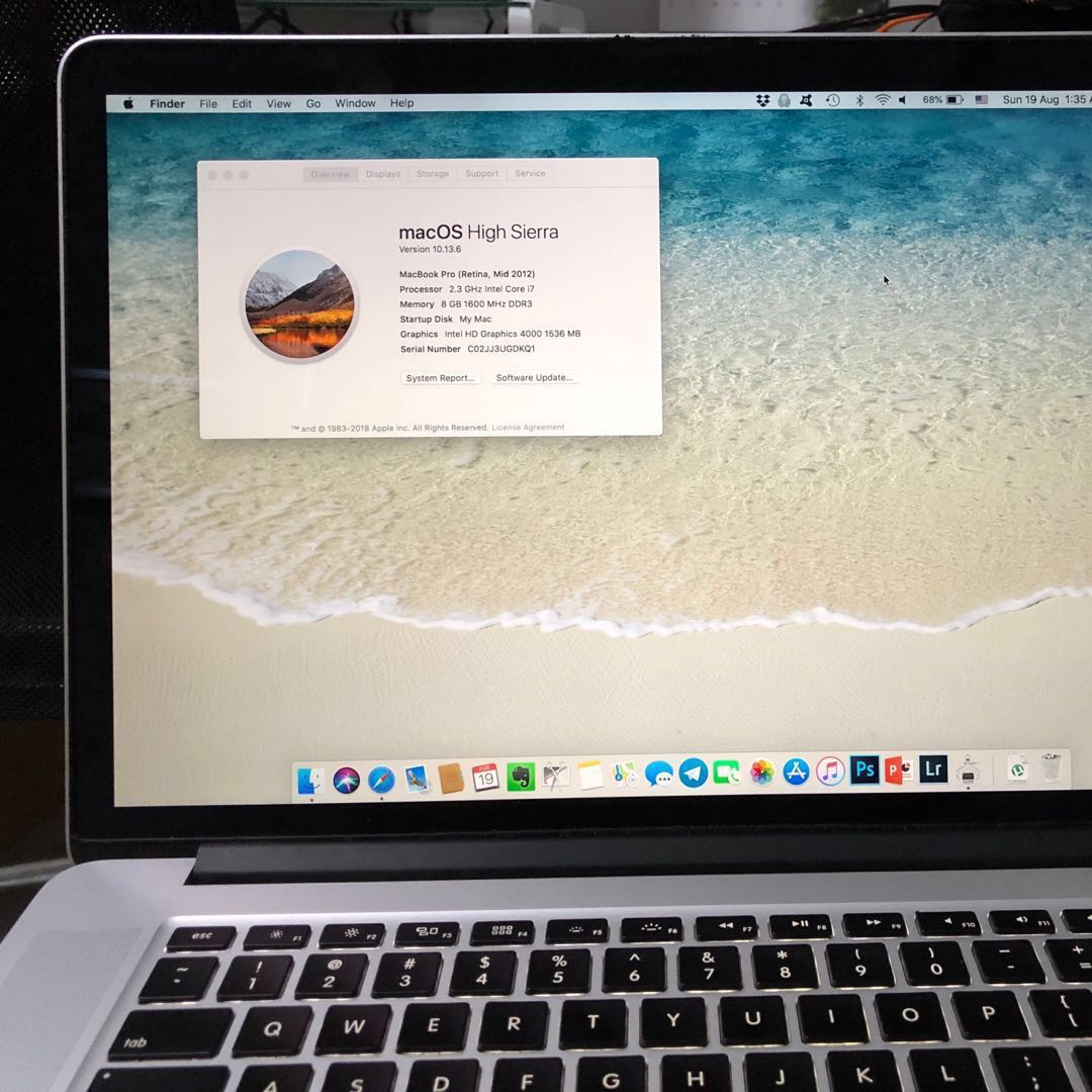 "MacBook Pro 15"" Retina, Electronics, Computers, Laptops on"