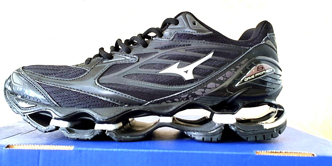 b796b41d6298 Mizuno Wave Prophecy 6 Men s Running Shoe