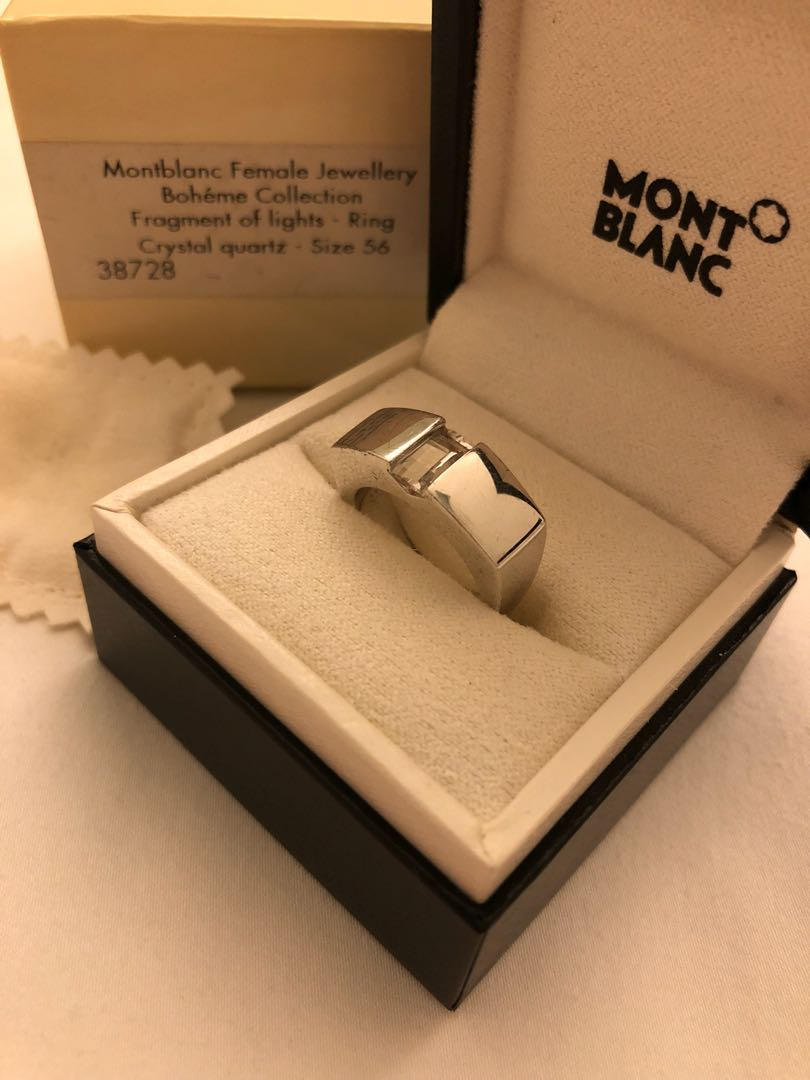 37b0a2227bcf4 Montblanc Jewelry Bohéme Collection, Luxury, Accessories, Others on ...